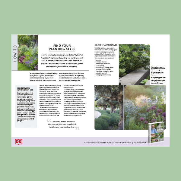 Garden Design, Find your Planting Style pdf