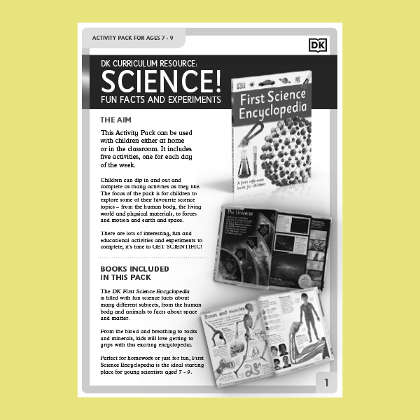Science Fun Facts and Experiments pdf