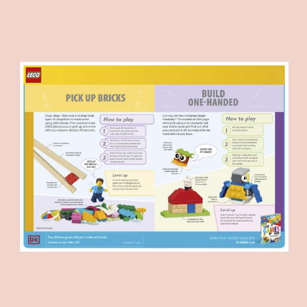 Have a LEGO Games Night! pdf