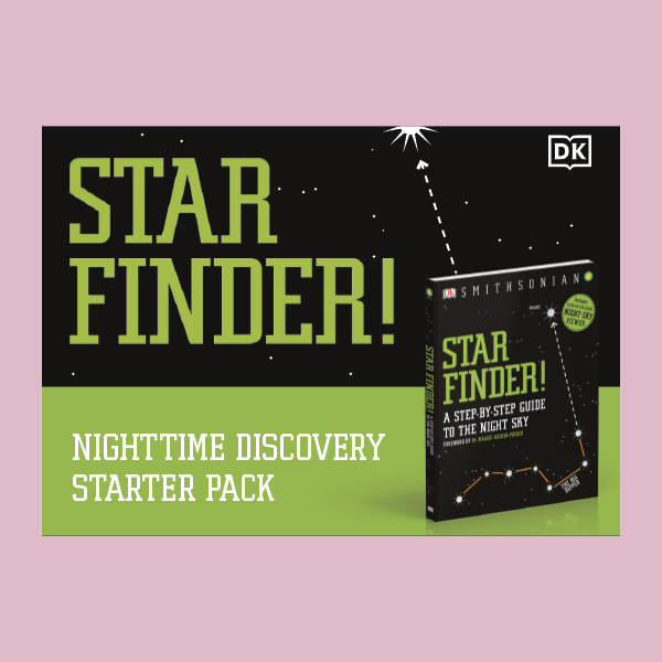 Star Finder! Nighttime Discovery Starter Pack