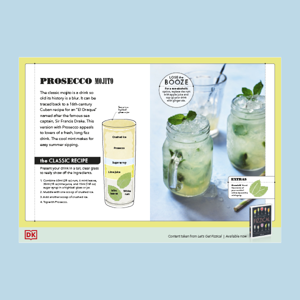 Prosecco Mojito Recipe pdf