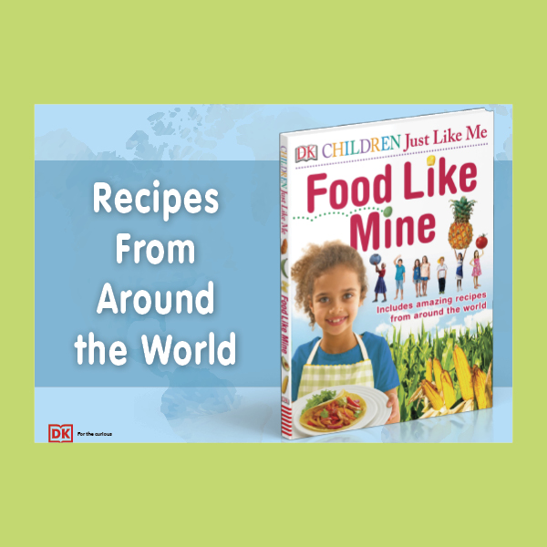 Recipes From Around the World Pack pdf