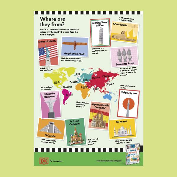 Travel Activity Book Pack pdf