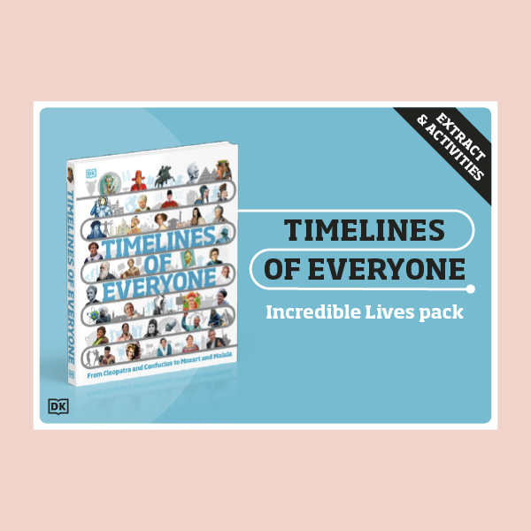 Timelines of Everyone - Incredible Lives pack pdf