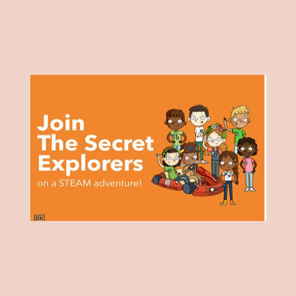 Secret Explorers STEAM pdf
