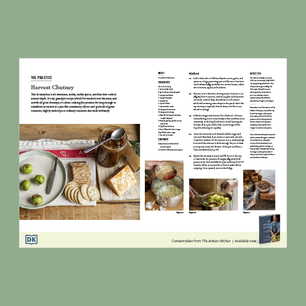 Harvest Chutney Recipe pdf