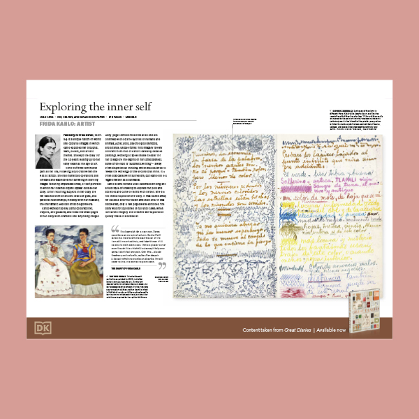 Great Diaries - Frida Kahlo pdf