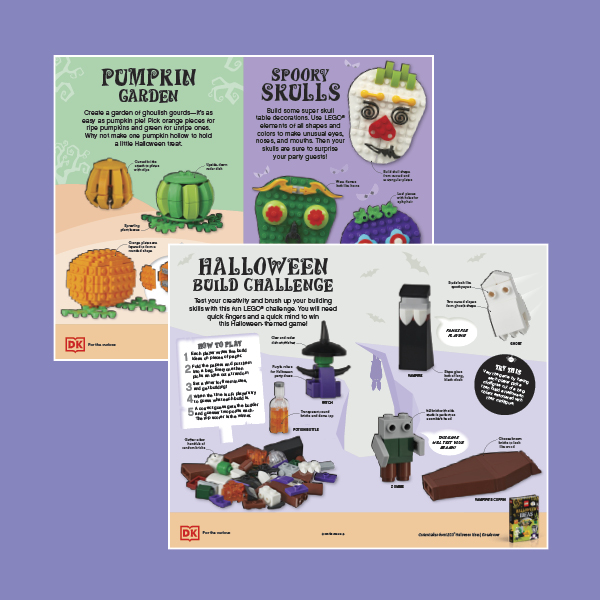 LEGO Harry Potter Activity Pack pdf