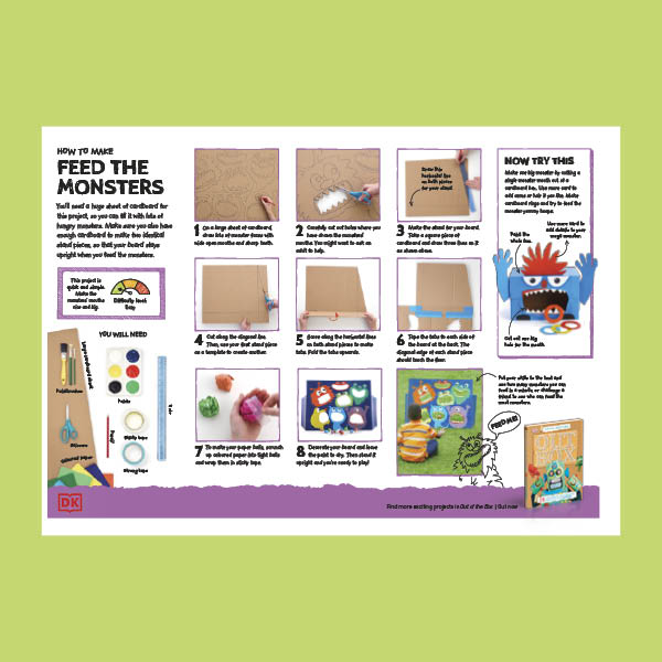 How to Make Feed the Monsters pdf