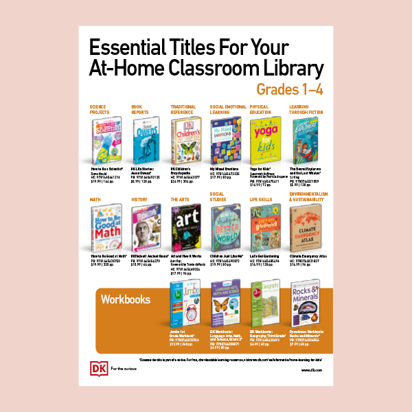 At-Home Library Essentials: Grades 1-4