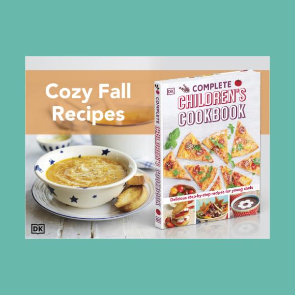Cozy Fall Recipes for Kids pdf