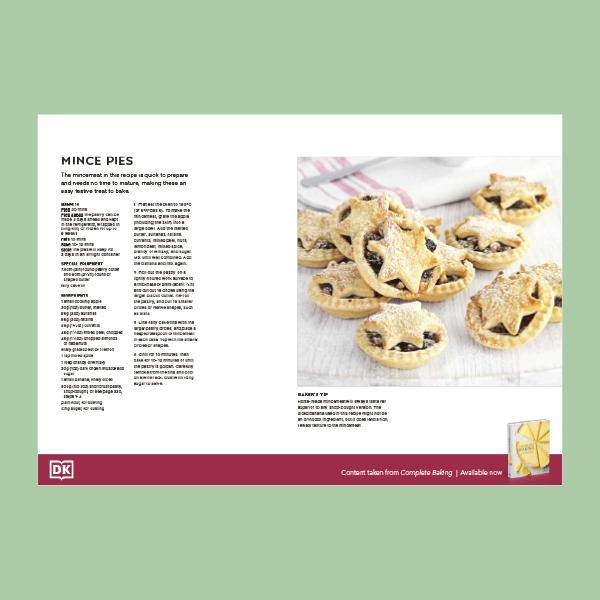 Christmas baking recipes pdf