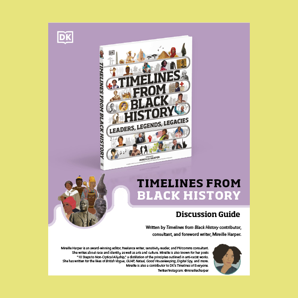 Timelines From Black History Discussion Guide pdf