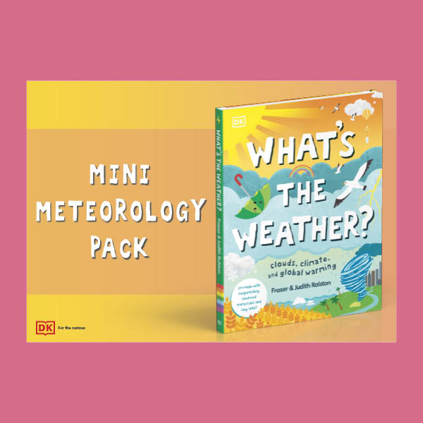 What's The Weather? Mini Meteorology Pack pdf