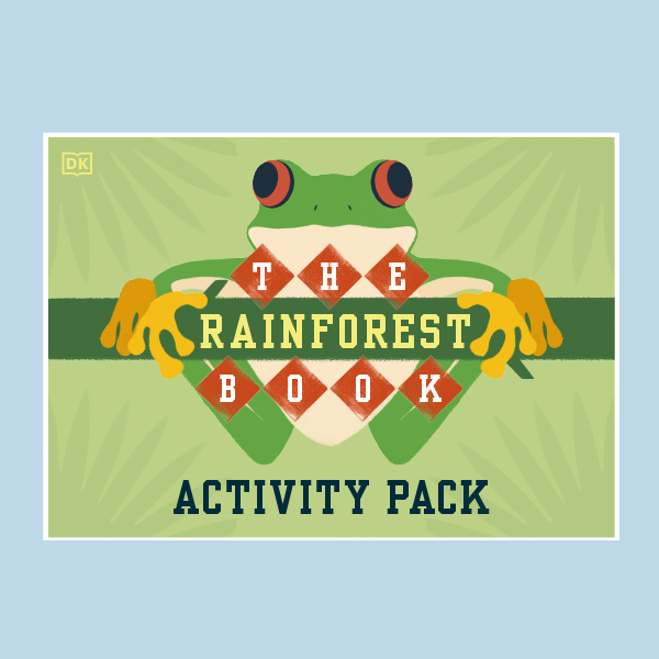 The Rainforest Book activity pack pdf