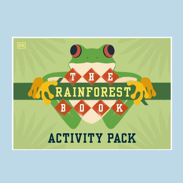 The Rainforest Book activity pack pdf