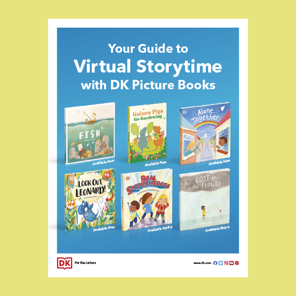 Picture Books Virtual Storytime Kit