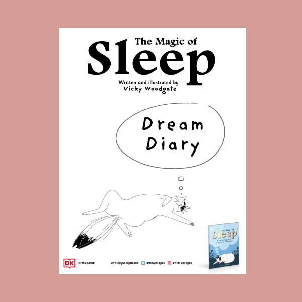 The Magic of Sleep Dream Diary pack pdf