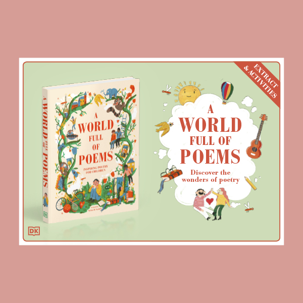 A World Full of Poems Activity Pack pdf
