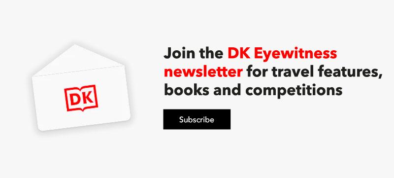 DK Eyewitness newsletter link