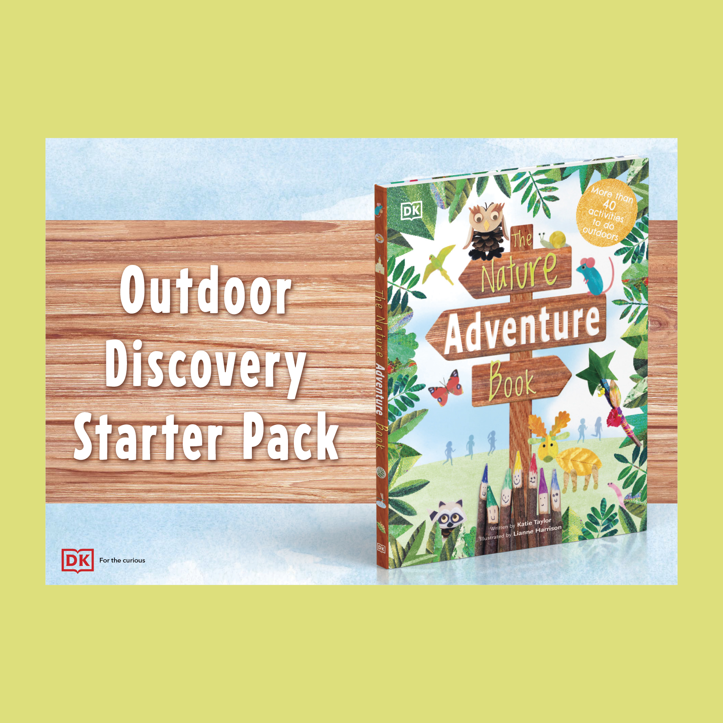 Outdoor Discovery Starter Pack pdf