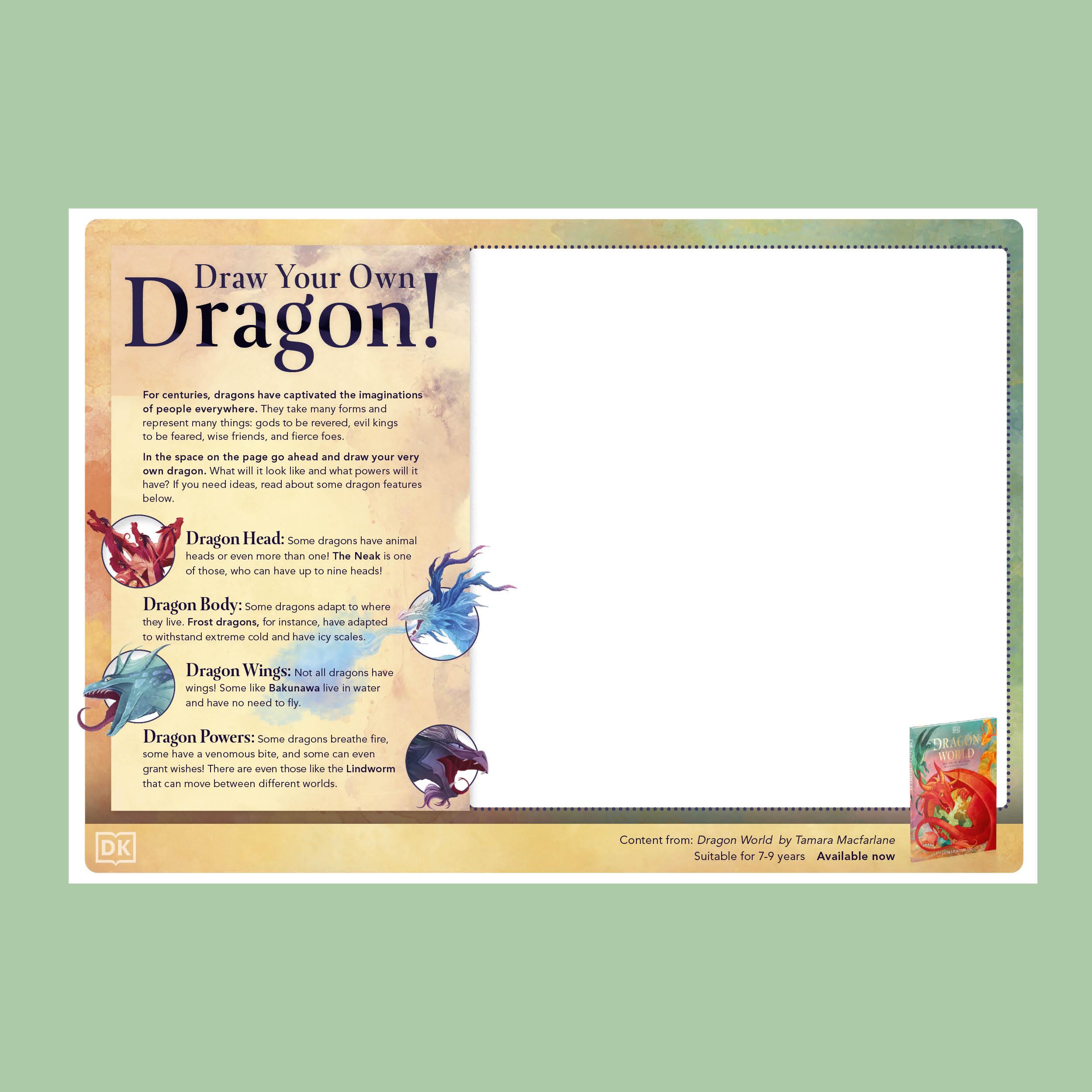 Draw Your Own Dragon pdf