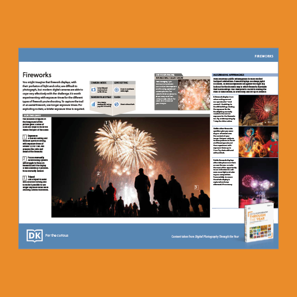 How to Photograph Fireworks pdf