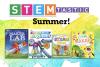 STEM-tastic Reads for Summer