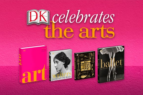 DK Celebrates the Arts
