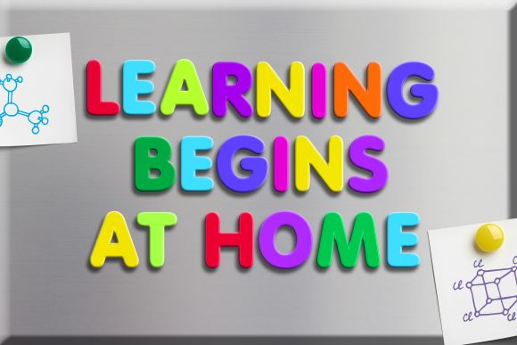 Learning Begins At Home