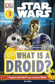 DK Readers L1: Star Wars™: What is a Droid?