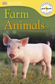 DK Readers L0: Farm Animals
