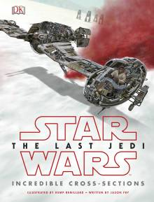 Star Wars The Last Jedi™ Incredible Cross-Sections