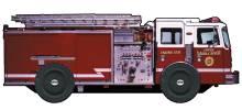 WHEELIE BOOKS: Fire Truck