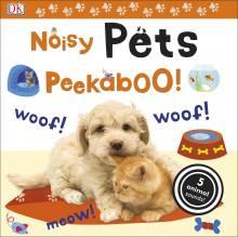 Noisy Pets Peekaboo!