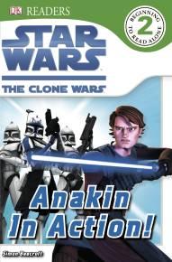 Star Wars Clone Wars Anakin in Action!
