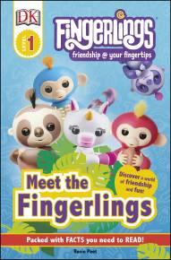 DK Readers Level 1: Fingerlings: Meet the Fingerlings