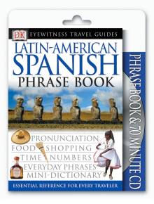 Eyewitness Travel Guides: Latin-American Spanish Book & CD