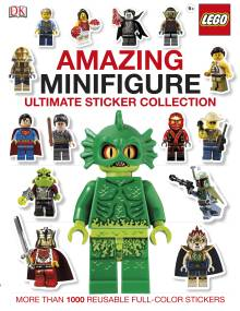 Ultimate Sticker Collection: Amazing LEGO® Minifigure