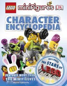 LEGO® Minifigures Character Encyclopedia LEGO® Movie edition