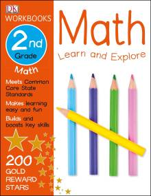 DK Workbooks: Math, Second Grade