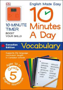 English Made Easy 10 Minutes a Day Vocabulary Grade 5