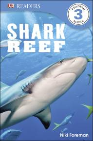DK Readers L3: Shark Reef