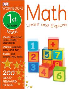 DK Workbooks: Math, First Grade