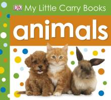 My Little Carry Book: Animals