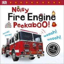 Noisy Fire Engine Peekaboo!