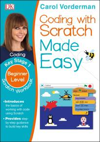 Coding With Scratch Made Easy Ages 5-9 Key Stage 1