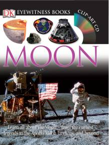 DK Eyewitness Books: Moon