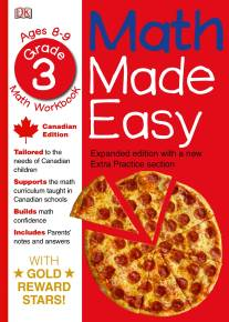 Math Made Easy Expanded Edition Grade 3