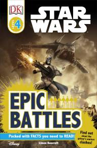 DK Readers L4: Star Wars: Epic Battles